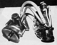 Bracket Kit for Chevy C10 Pickup GMC Truck 1960-1966 Power Steering Conversion