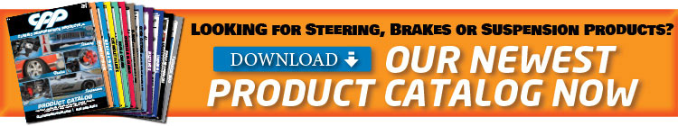 Disc Brake, Steering and Suspension Products for classic Chevy and