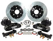 "14"" 6-Piston Big Brake Kits"