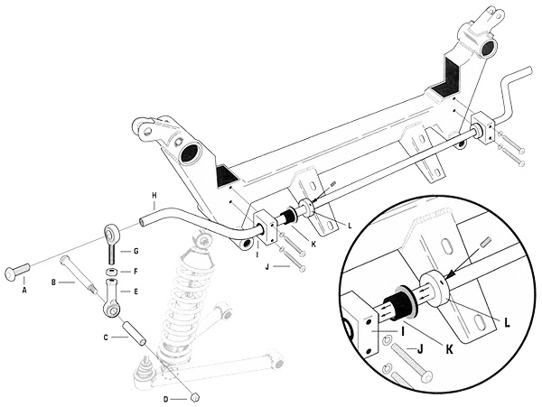 Disc Brake Steering And Suspension Products For Classic Chevy Ford Cars Trucks: Ford Truck Front Suspension Steering Diagram At Sergidarder.com