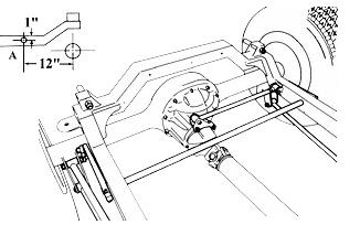 3 Link Front Suspension Setup Watts Link Setup Wiring