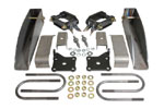 1955-57 Rear Leaf Spring Relocation Kits