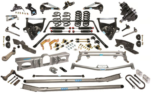 Disc Brake, Steering and Suspension Products for classic Chevy and ...