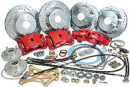 Front Big Brake Kits