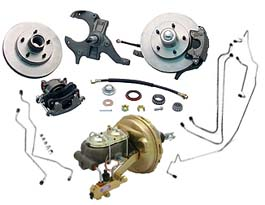 drop spindle disc brake kits