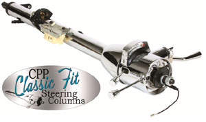 Classic Fit Steering Columns