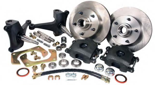 Modular Stock Spindle Big Brake Kits