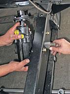 f100 steering kit