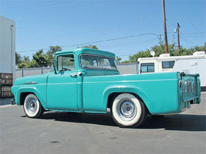 f100 steering kitby grant peterson