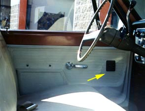 door with power windows